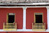 Typical Architecture in Cajamarca