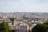 view of paris from montmartre © Macca Sherifi