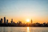 NYC Skyline construction
