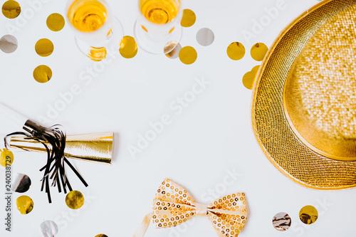 New Years Celebration Background - 240038729
