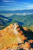 Mountain Low Tatras National Park