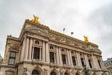 opera garnier paris detail © Andrea Izzotti