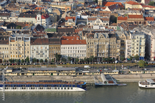 mata magnetyczna Budapest River
