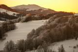 View to Tarnica Mountain, Bieszczady Mountains, Bieszczady National Park, Carpathians Mountains, Poland
