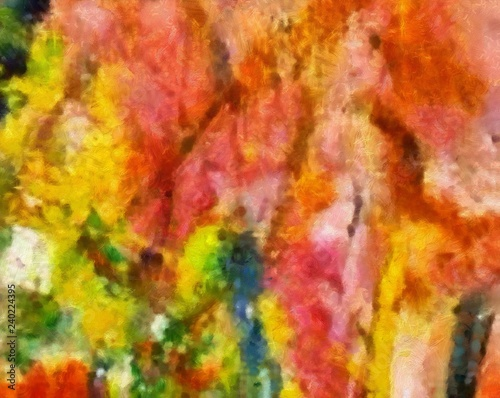 abstract drawing grunge background, simple painting pattern with brush strokes on canvas, art texture for backdrop design