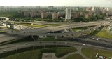 Transport interchange of Moscow 004 / Transport interchange of Moscow from a bird's-eye view - 240230315