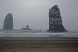 Fototapeta Fototapety z morzem - Haystack Rock © Frederic