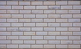 White brick. Texture and background of a brick wall.