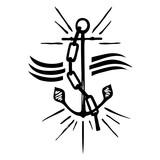 Sea anchor sketch