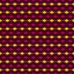 Geometric rectangle shape vector seamless pattern © shaadjutt36