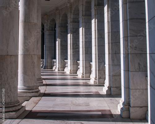 Columns of Washington DC monuments