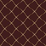 Geometric abstract vector pattern. Geometric modern golden ornament. Seamless modern background - 240386383