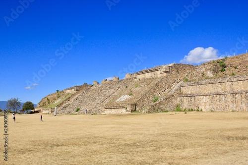 obraz PCV Monte Alban Oaxaca Mexico