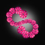 Flusso alieno rosa  3