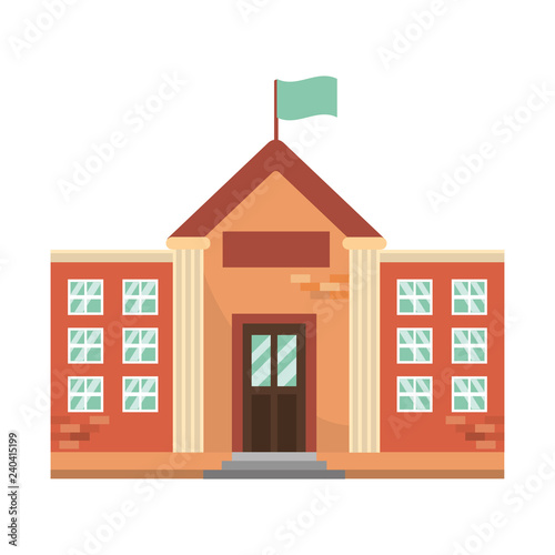 elementary school cartoon - 240415199