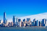 ニューヨーク マンハッタンの摩天楼 © oben901