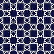 arabic seamless geometric pattern