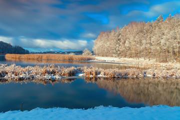 Zimowa Warmia  © jesiotr9