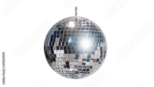 fototapeta na ścianę disco ball for dancing in a disco club