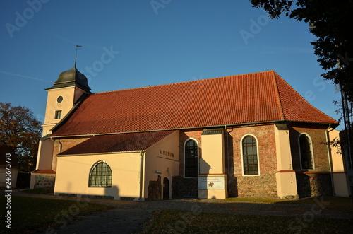 Kościół w Olsztynku