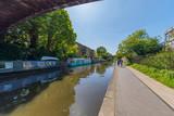 Canal riverside area