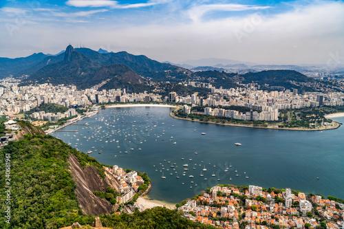 Rio de Janeiro Cityscape - 240681961