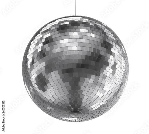 Disco Ball Isolated - 240705312