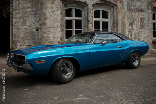 US Cars, Oldtimer - 240715342