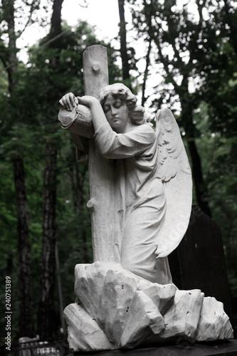 The Sorrowful Angel. - 240751389