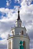 Belltower of old russian orthodox church - 240809127