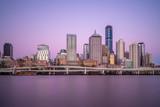 Brisbane skyline, capital of Queensland, Australia - 240811949