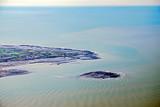 Aerial view of atlantic islands © Olivier