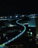 city night lights New York
