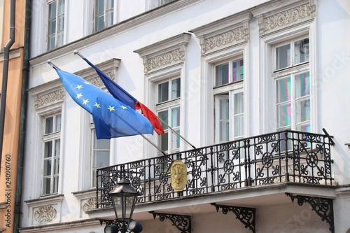 obraz PCV Consulate of France