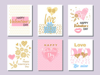 Set Valentine card4