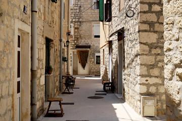 Trogir,Croatia,street
