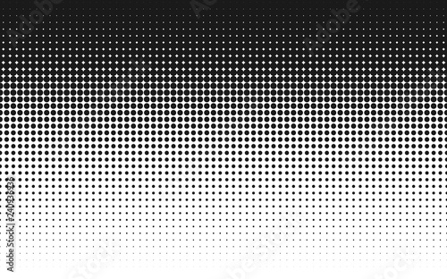 Abstract Halftone Background. Isolated backdrop - 240936936
