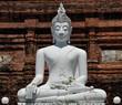 Quadro Isolated Buddha image