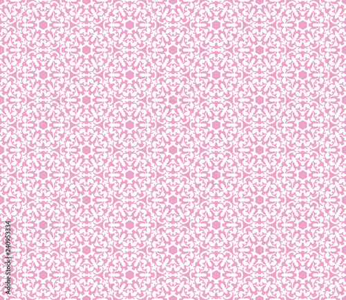 Abstract seamless kaleidoscope design background. - 240953334