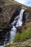 cascata nel parco Nazionale del Gran Paradiso