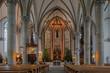 Leinwanddruck Bild - Kirche St. Agatha, Gronau-Epe