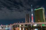 東京の夜景 墨田