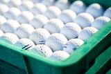 reuse golf ball at driving range