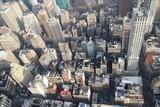 New York von Oben - Skyline Manhattan