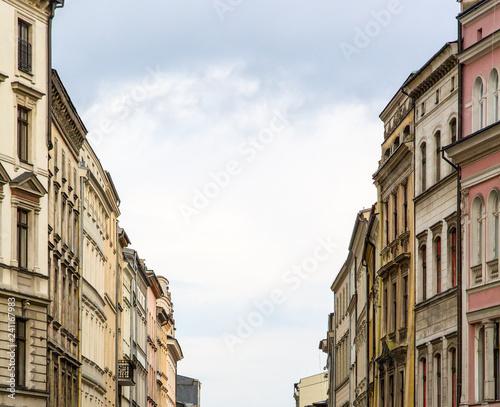 obraz PCV Grodzka street in Cracow