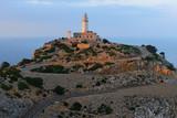 Formentor Lighthouse at sunset, Majorca, Spain - 241169322