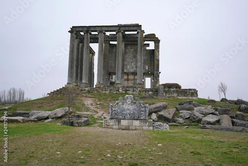 Zeus Temple, Aizanoi, Kutahya, Turkey