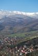 The town of Berkovitsa, Bulgaria - seasons - 241196567