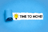 Time to move!  - 241273962