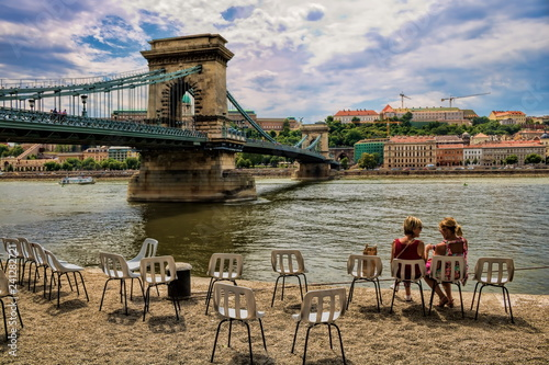 mata magnetyczna Budapest